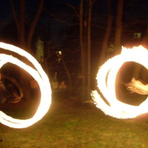 The FireFlys - Fire Performer in Medford, Massachusetts