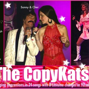 The CopyKats! - Sonny and Cher Tribute in Pittsburgh, Pennsylvania