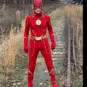 The Flash Parties and Events - Superhero Party / Costumed Character in Charlotte, North Carolina