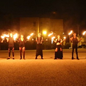 The Flow Dynasty - Fire Performer / Fire Eater in Milwaukee, Wisconsin