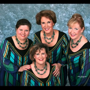 The Four Baris - Barbershop Quartet / A Cappella Group in Summit, New Jersey