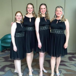 The Four Get Me Nots - Barbershop Quartet in Auburn, Washington