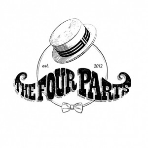 The Four Parts - Barbershop Quartet / 1930s Era Entertainment in Orange County, California