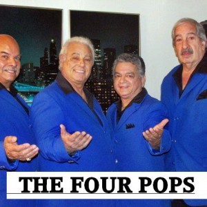 The Four Pops - Oldies Music in Staten Island, New York
