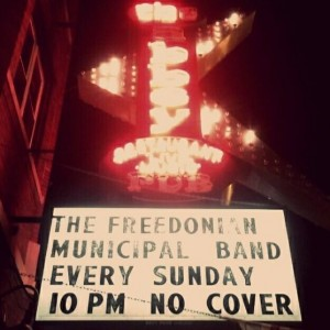 The Freedonian Municipal Band - Big Band in Chicago, Illinois