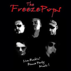 The Freeze Pops - Party Band / Wedding Band in Taunton, Massachusetts