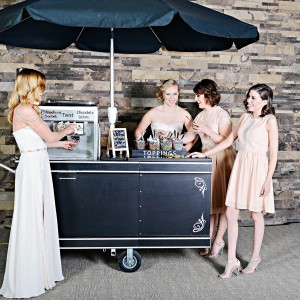 The Fro.Zen Trolley - Candy & Dessert Buffet / Caterer in Kitchener, Ontario