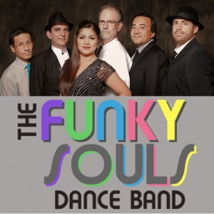 The Funky Souls - Dance Band in Santa Clara, California