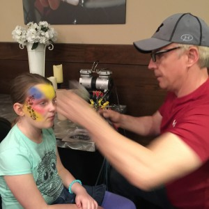 Raddo - Face Painter / Halloween Party Entertainment in Boston, Massachusetts