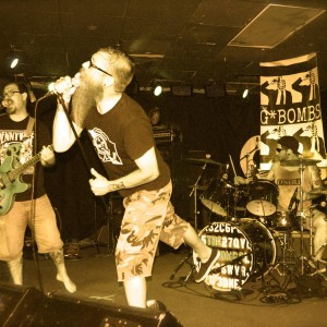 The G-Bombs - Punk Band in Virginia Beach, Virginia