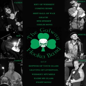 The Galway Hooker Band - Rock Band in Huntington Beach, California