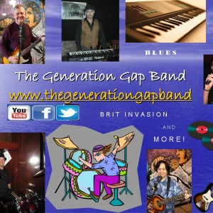 The Generation Gap - Oldies Music in Downers Grove, Illinois