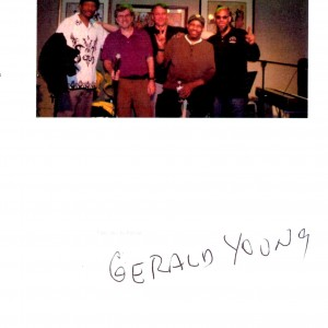 The Gerald Young Jazz And  Blues Band