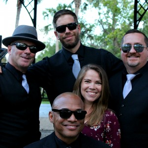 """The GetDown"" - Wedding Band / Tribute Band in Tampa, Florida"