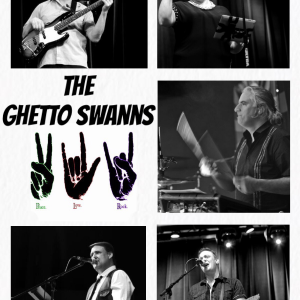 The Ghetto Swanns - Cover Band / Wedding Musicians in Calgary, Alberta