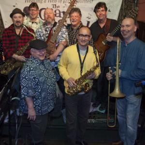 The Giant Garage Spiders - Jazz Band in San Lorenzo, California