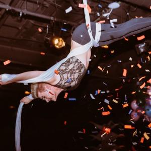Felicia Coe - Aerialist / Acrobat in Des Moines, Iowa