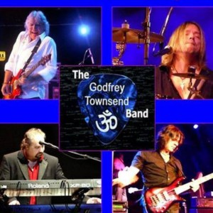 The Godfrey Townsend Band - Rock Band / Eric Clapton Tribute in Roseland, New Jersey