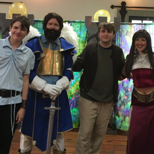 The Golden Knight Live! - Children's Theatre / Storyteller in Atlanta, Georgia