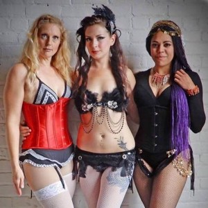 The Good Gurls - Burlesque Entertainment / Dancer in Omaha, Nebraska