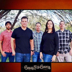 The Grass Fed Giants - Americana Band in Phoenix, Arizona