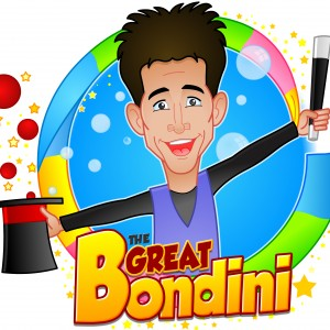 The Great Bondini - Children's Party Magician in Los Angeles, California