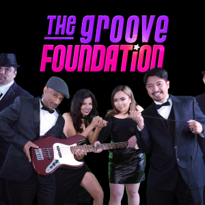 The Groove Foundation - Dance Band / Top 40 Band in San Jose, California