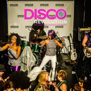 Disco Revolution - Disco Band / Wedding Singer in Sacramento, California