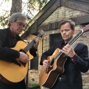 The Guitar Arts Duo - Jazz Band / 1950s Era Entertainment in Chicago, Illinois