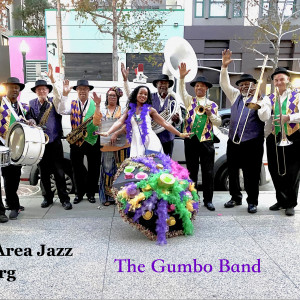The Gumbo Band - Brass Band / Trumpet Player in San Francisco, California
