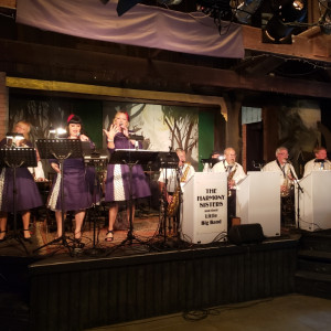The Harmony Sisters Band - Big Band / 1940s Era Entertainment in Upland, California