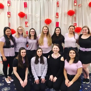 The Hawkettes - A Cappella Group in Lowell, Massachusetts