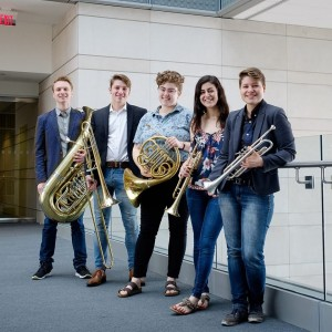 The Heights Brass Quintet
