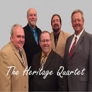 The Heritage Quartet - Gospel Music Group / Singing Group in Lancaster, South Carolina