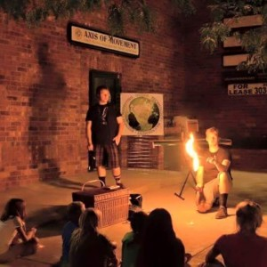 The Hight Brothers - Magician / Fire Eater in Denver, Colorado
