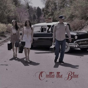 The Holloway Sisters and outta the Blue - Bluegrass Band in Lenoir City, Tennessee