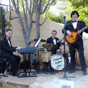 """The Hollywood Rhythm Kings"",  Jazz Trio - Jazz Band / 1940s Era Entertainment in Los Angeles, California"