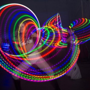The Hoop Movement - Hoop Dancer / Fire Dancer in New York City, New York