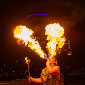 Miss Hoopaholic - Fire Performer / Fire Dancer in Fort Worth, Texas