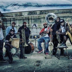 The Hot 8 Brass Band - Brass Band in New Orleans, Louisiana