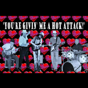 The Hot Attacks - Party Band / Halloween Party Entertainment in Victoria, Texas