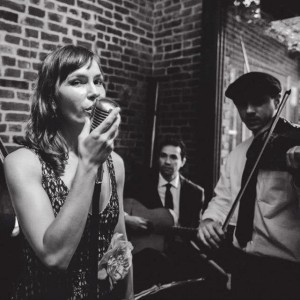 The Hot Club of Flatbush - Jazz Band / Accordion Player in Brooklyn, New York