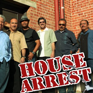 The House Arrest Band - Dance Band / R&B Group in Ventura, California