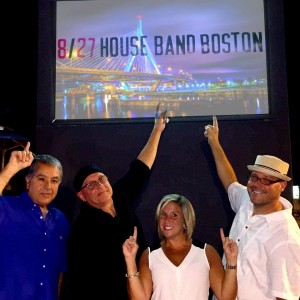 The House Band of Boston - Top 40 Band / Dance Band in Braintree, Massachusetts