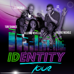 The Identity Tour - Gospel Music Group in Indianapolis, Indiana