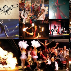 The Imperial OPA Circus (We Provide Entertainment) - Circus Entertainment / Balancing Act in Atlanta, Georgia
