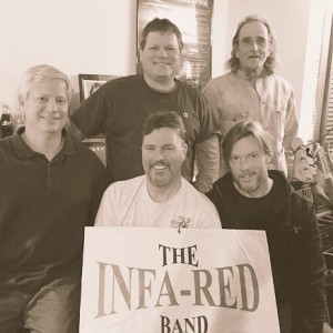 The Infa-red Band - Classic Rock Band in Boston, Massachusetts