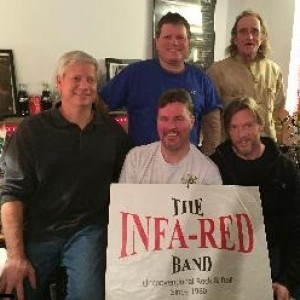 The INFA-RED Band - Classic Rock Band in Wilmington, Massachusetts