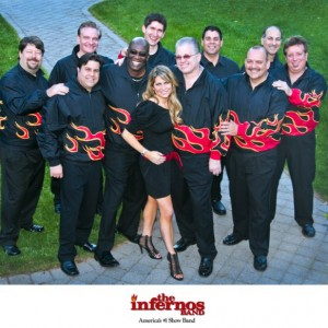 "The Infernos ""America's #1 Show Band - Americana Band / Wedding Band in Matawan, New Jersey"