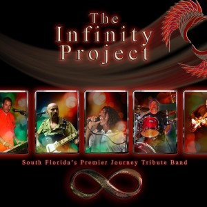 The Infinity Project - Journey Tribute Band in Fort Lauderdale, Florida